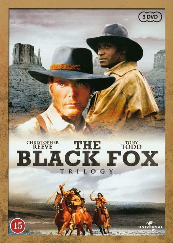 Image of   The Black Fox Trilogi - DVD - Film