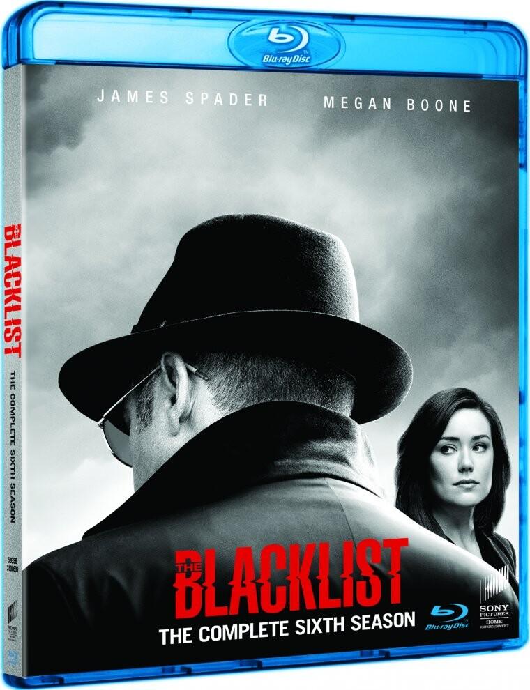 Billede af The Blacklist - Sæson 6 - Blu-Ray - Tv-serie