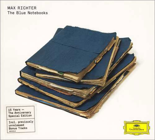 Image of   Max Richter - The Blue Notebooks - CD