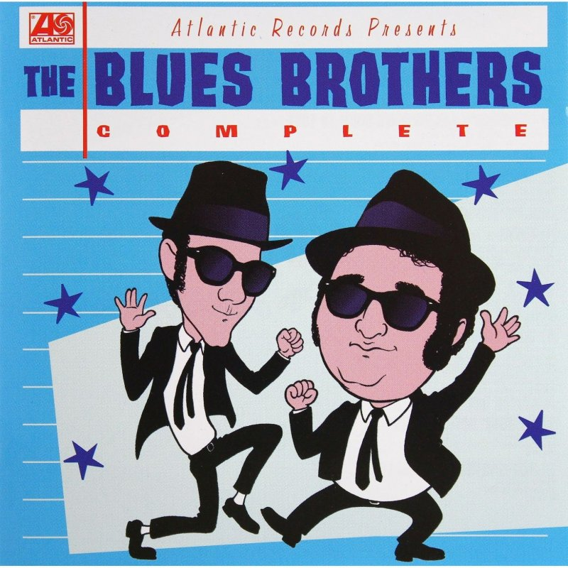 Image of   Blues Brothers - The Complete Blues Brothers [dobbelt-cd] - CD