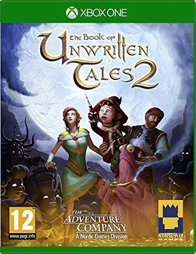 Image of   The Book Of Unwritten Tales 2 - Xbox One