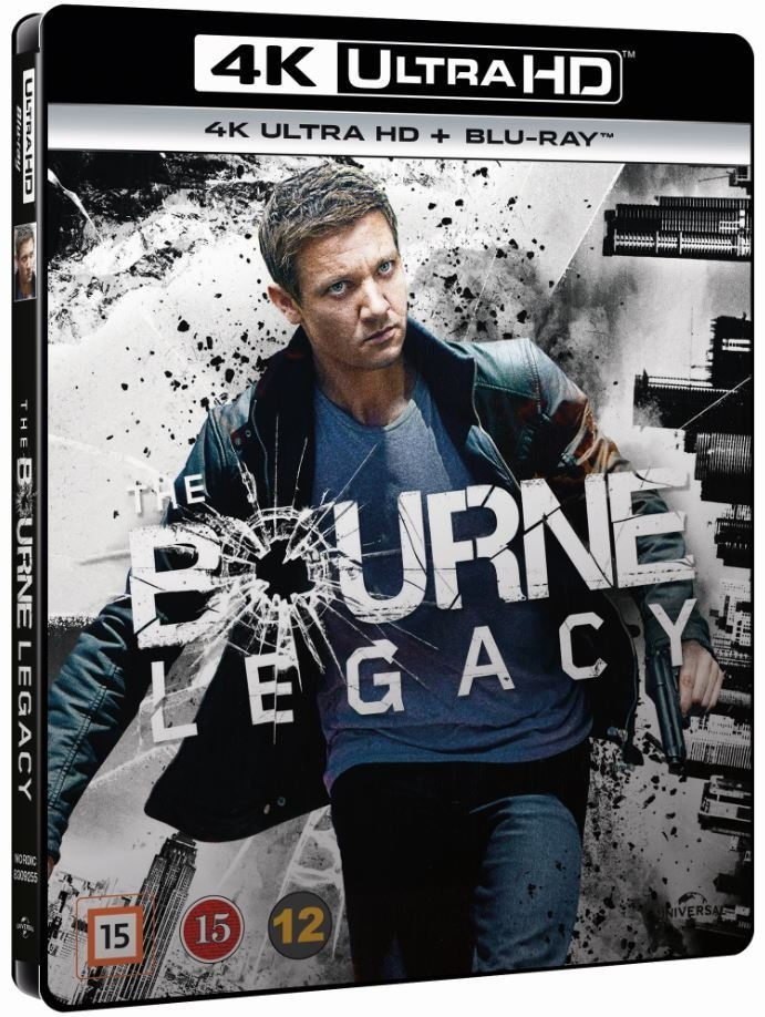 Image of   The Bourne Legacy - 4K Blu-Ray