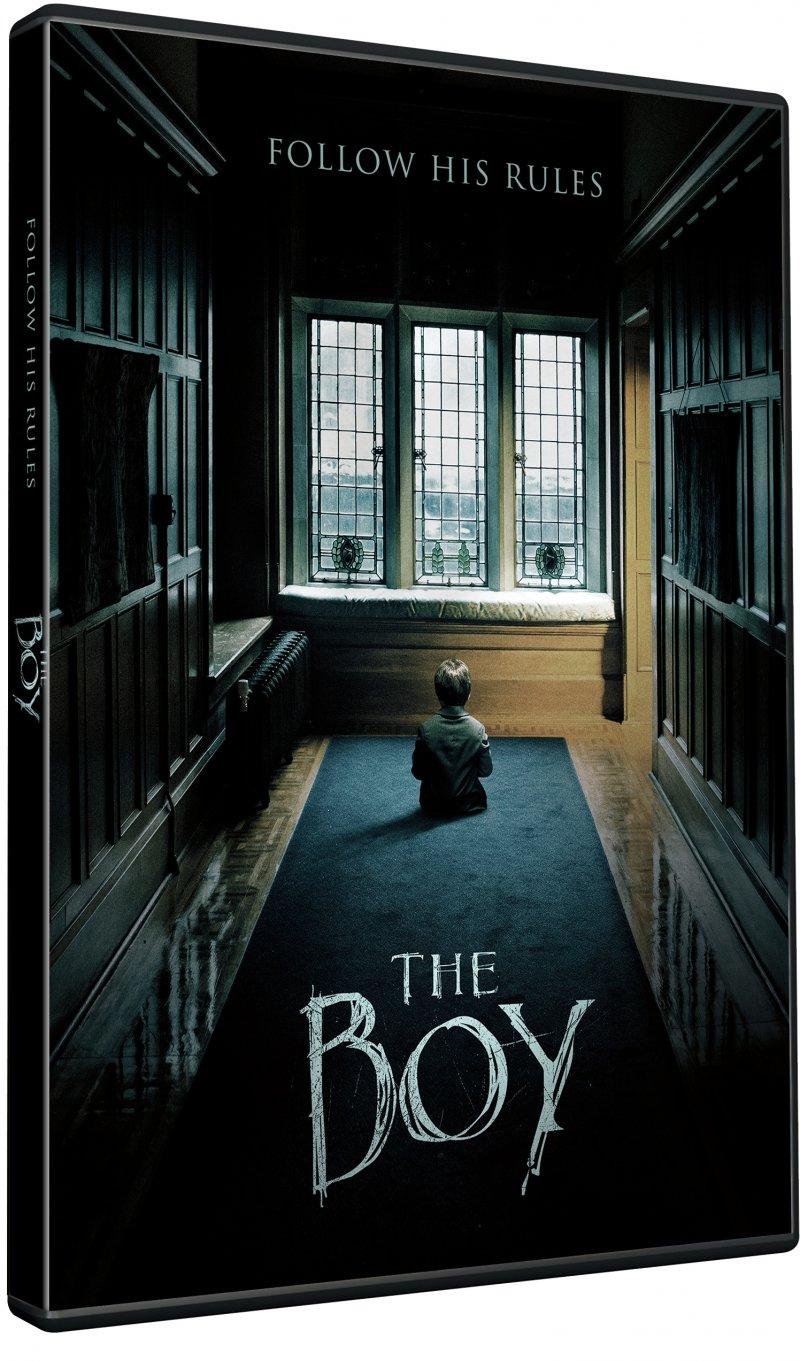 Billede af The Boy - DVD - Film