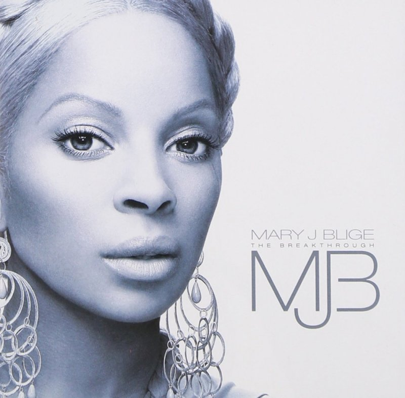 Image of   Mary J. Blige - The Breakthrough - CD