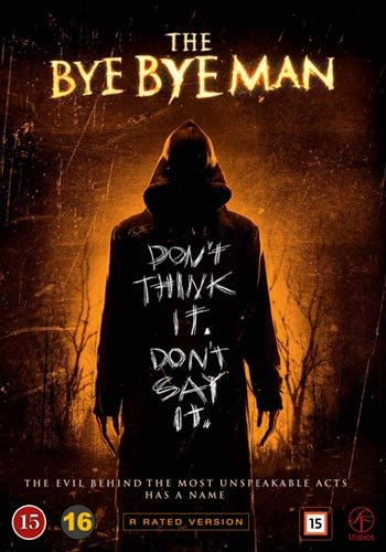 Billede af The Bye Bye Man - DVD - Film