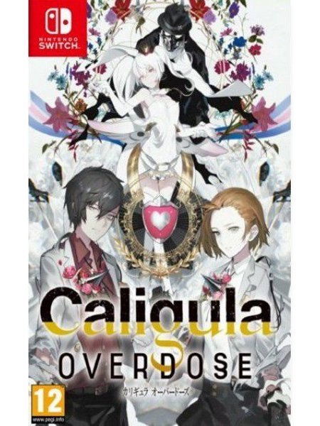 Image of   The Caligula Effect: Overdose - Nintendo Switch