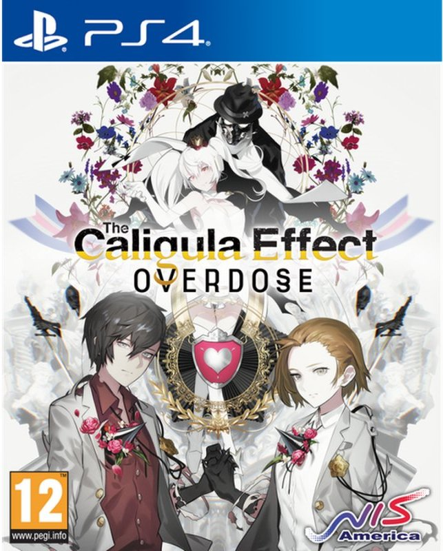 Image of   The Caligula Effect: Overdose - PS4