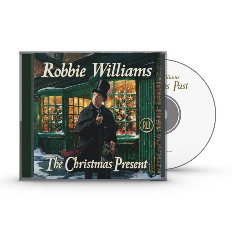 Image of   Robbie Williams - The Christmas Presents - CD