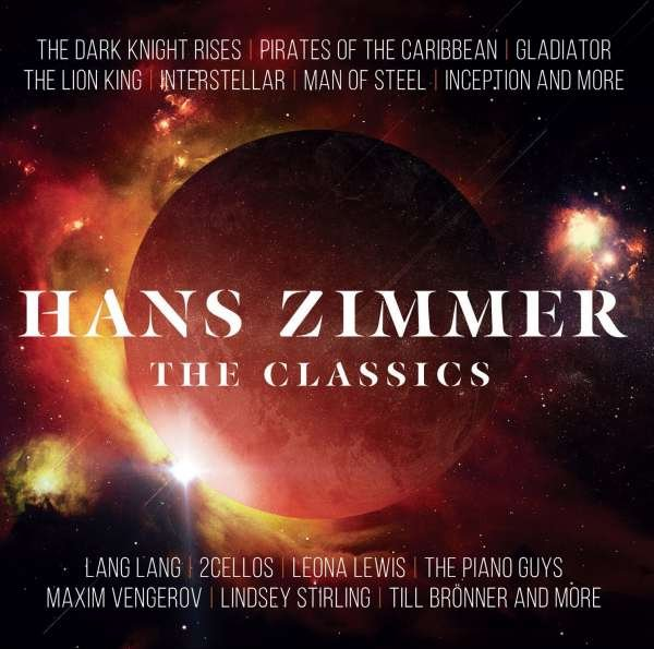 Image of   Hans Zimmer - The Classics - CD