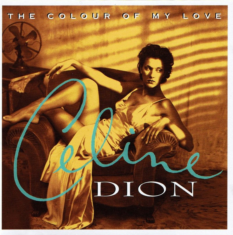 Image of   Celine Dion - The Colour Of My Love - CD