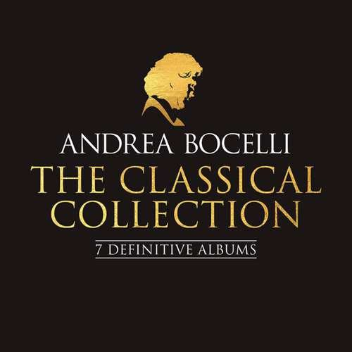Image of   Andrea Bocelli - The Complete Classical Albums - CD