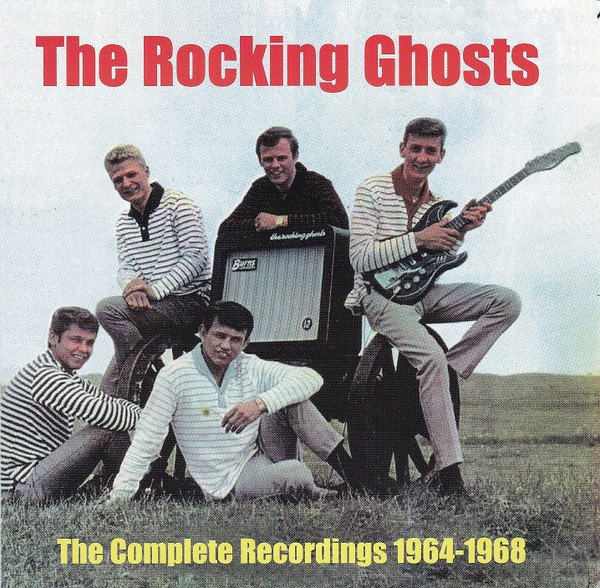 The Rocking Ghosts - The Complete Recordings 1964-1968 - CD