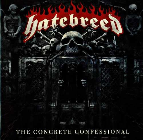Image of   Hatebreed - The Concrete Confessional - CD