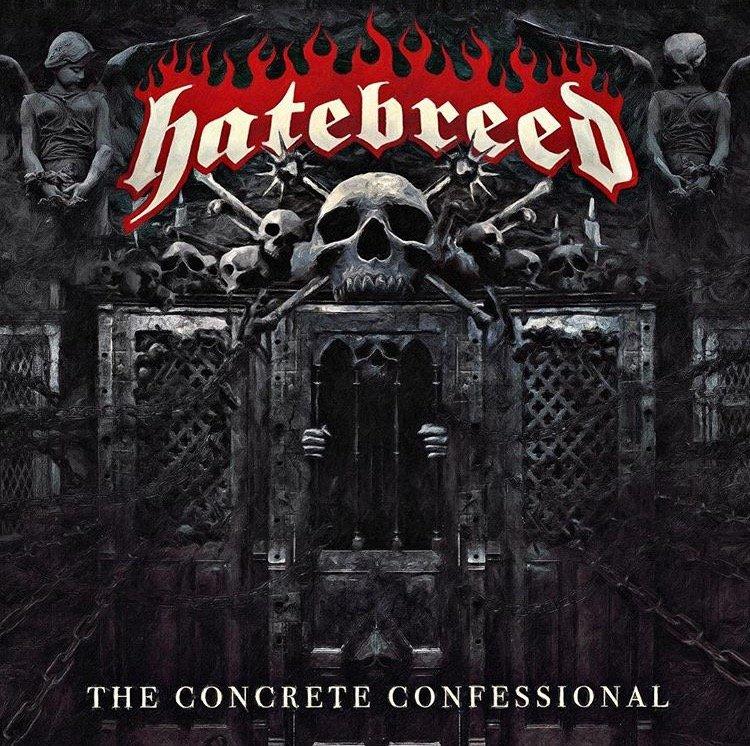 Image of   Hatebreed - The Concrete Confessional - Vinyl / LP