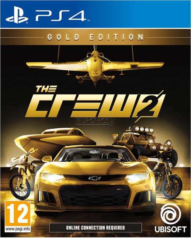 The Crew 2 (gold Edition) - PS4