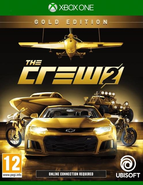 The Crew 2 (gold Edition) - Xbox One