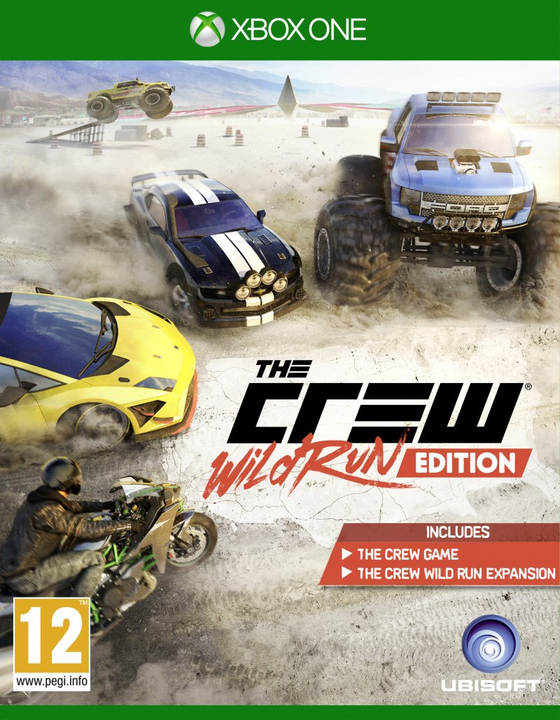 The Crew - Wild Run Edition - Xbox One