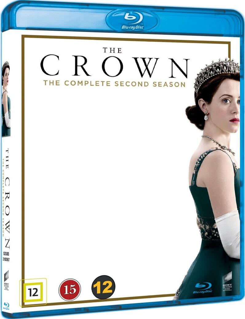 The Crown - Sæson 2 - Blu-Ray - Tv-serie