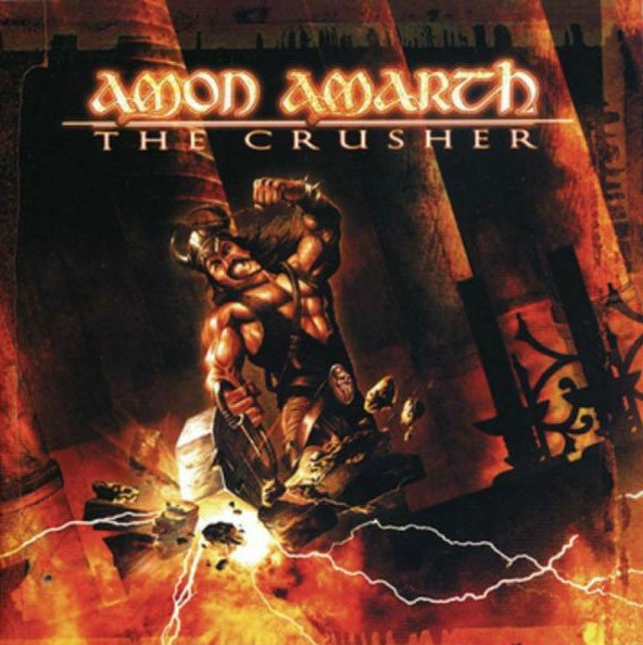 Image of   Amon Amarth - The Crusher - Vinyl / LP
