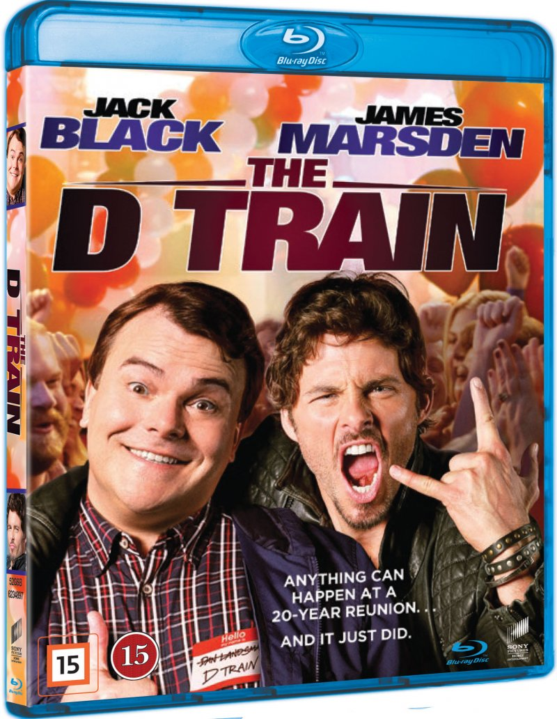 Image of   The D-train - Blu-Ray