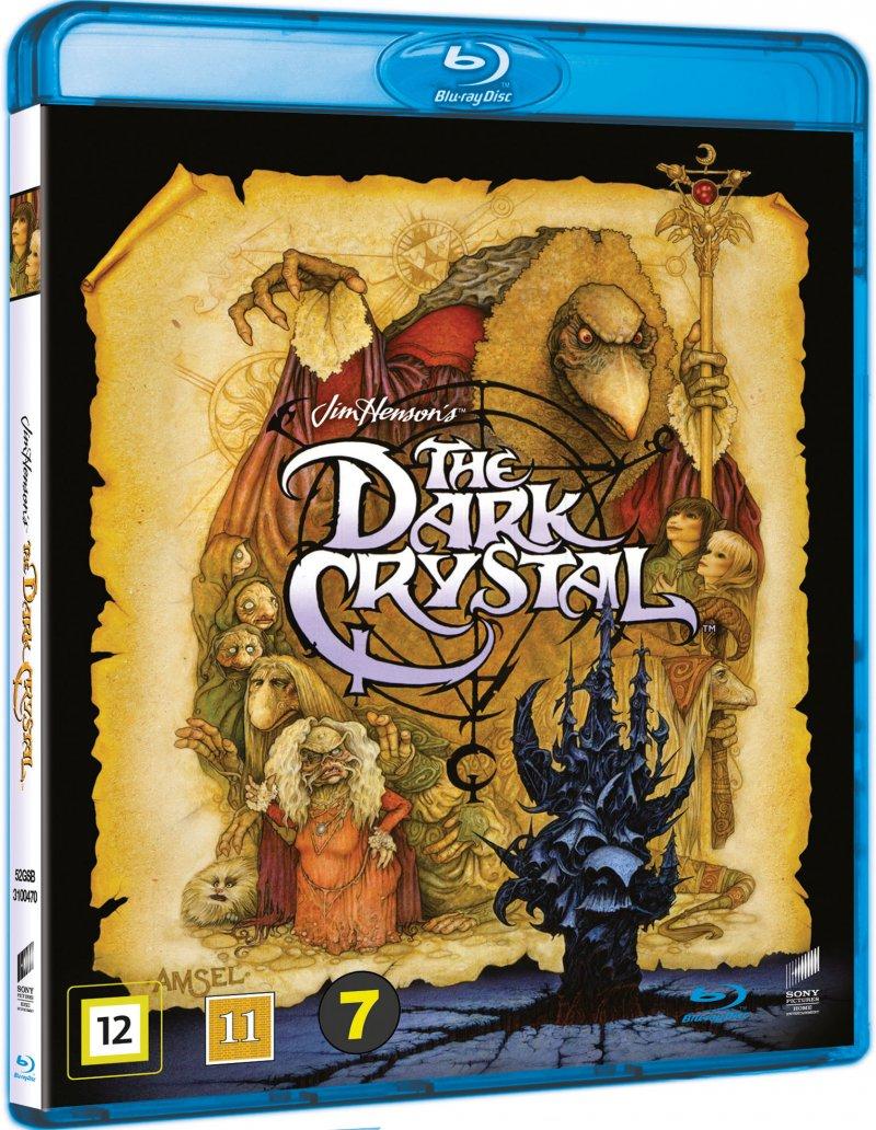 Image of   Den Sorte Krystal - Blu-Ray