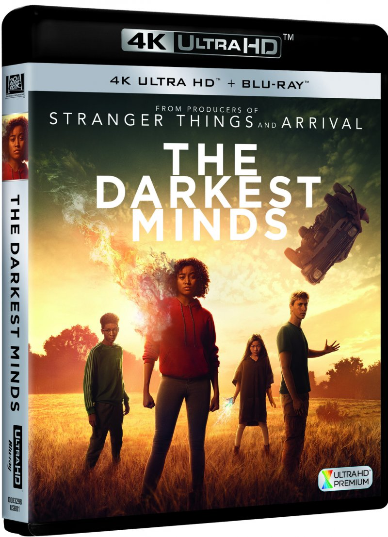 Image of   The Darkest Minds - 4K Blu-Ray