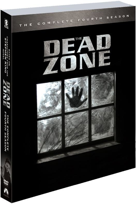 Image of   The Dead Zone - Sæson 4 - DVD - Tv-serie