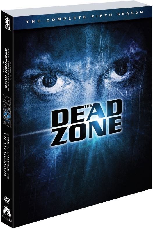 Image of   The Dead Zone - Sæson 5 - DVD - Tv-serie