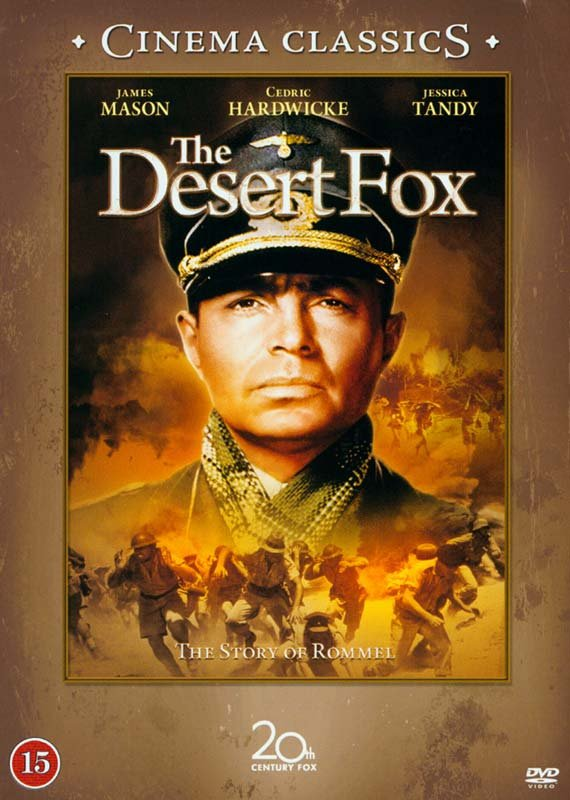 The Desert Fox - DVD - Film
