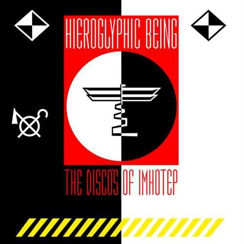 Image of   Hieroglyphic Being - The Disco S Of Imhotep - CD