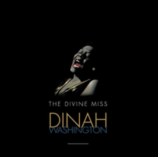 Dinah Washington - The Divine Miss Dinah Washington - Vinyl / LP