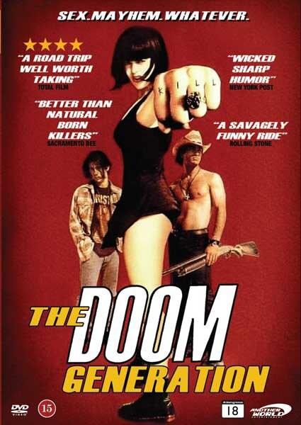 The Doom Generation - DVD - Film