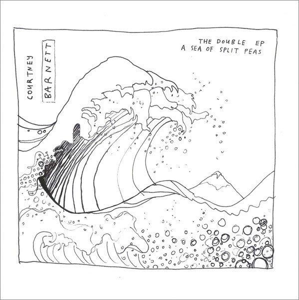 Courtney Barnett - The Double Ep - A Sea Of Split Peas - CD