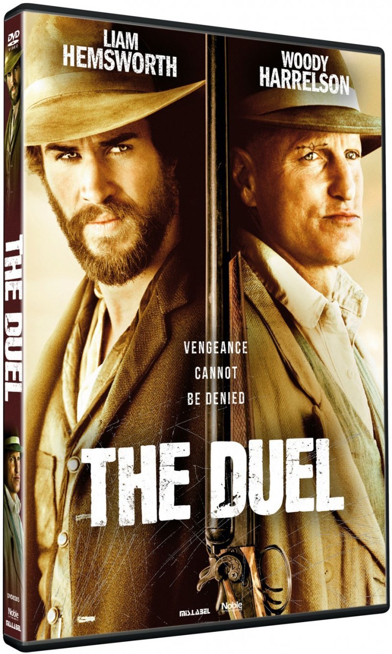 Image of   The Duel - 2016 - DVD - Film