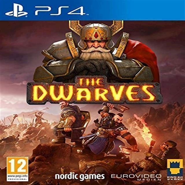Image of   The Dwarves - PS4