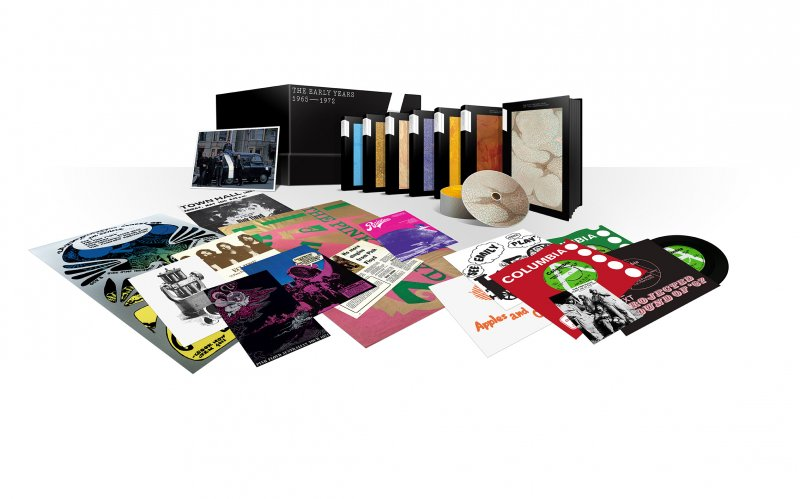 Pink Floyd - The Early Years Box-set (10 Cd + 9 Dvd + 8 Bd + 5 Lp) - CD