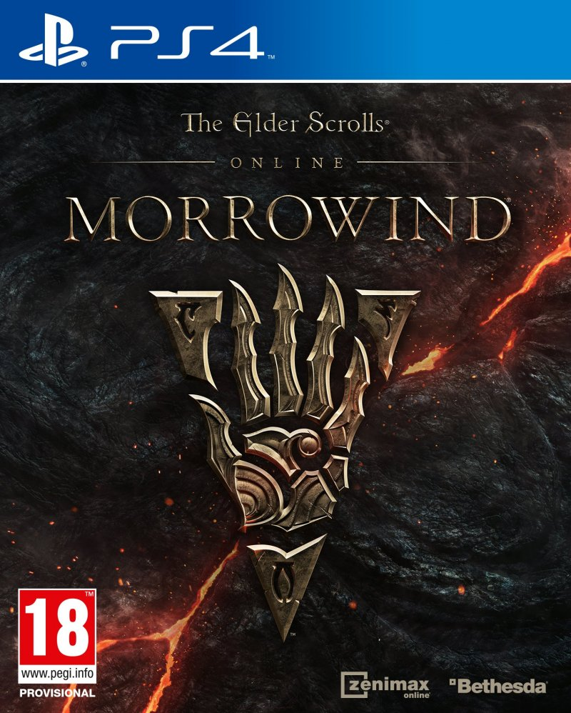 Image of   The Elder Scrolls Online: Morrowind (day 1 Edition) - PS4