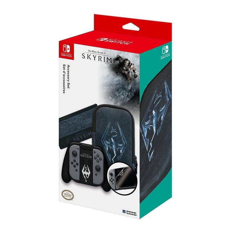 Image of   Nintendo Switch Greb Tilbehør - Skyrim The Elder Scrolls V Limited Edition
