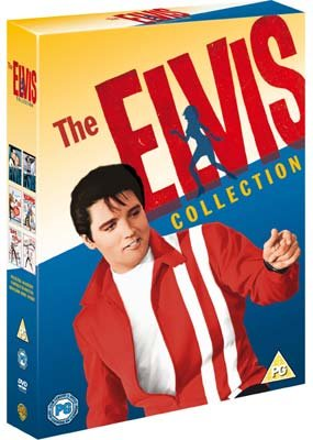 Image of   The Elvis Presley Collection - DVD - Film