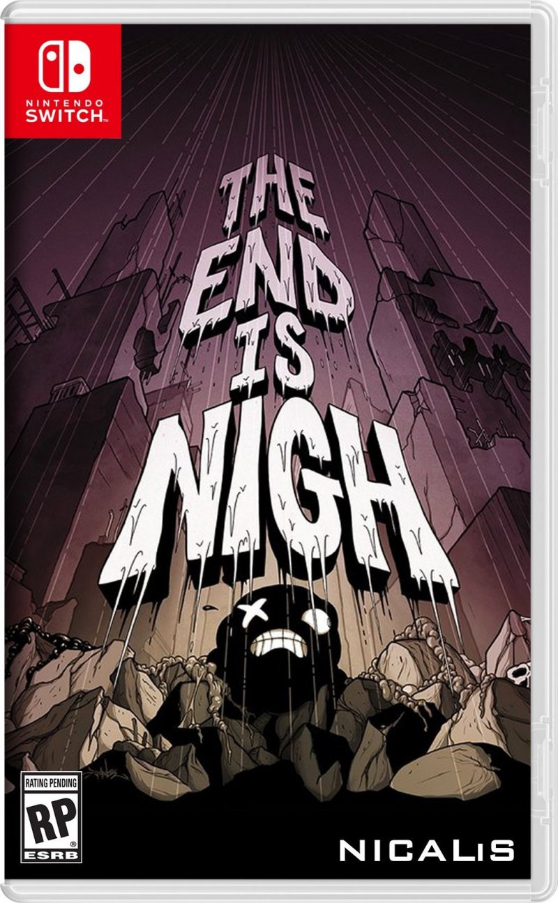 Image of   The End Is Nigh - Nintendo Switch