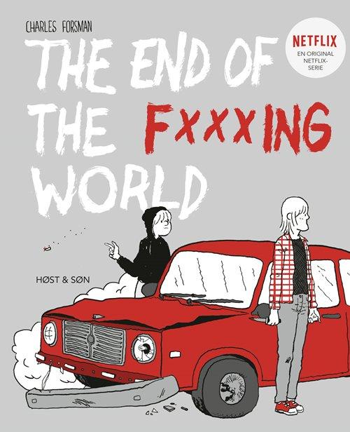 Billede af The End Of The F***ing World - Charles Forsman - Tegneserie