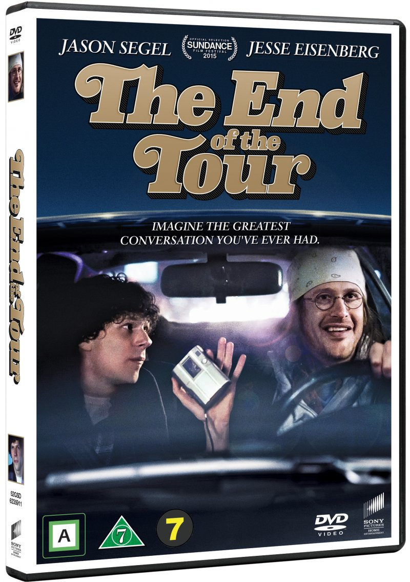 Image of   The End Of The Tour - DVD - Film