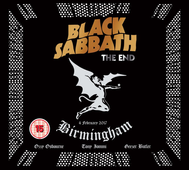 Image of   Black Sabbath - The End + The Angelic Sessions (cd+dvd) - CD