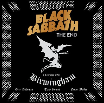 Image of   Black Sabbath - The End - CD