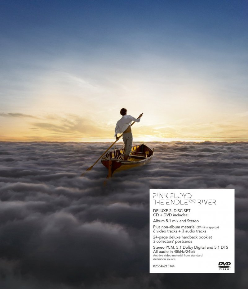 Pink Floyd - The Endless River (cd+dvd) - CD