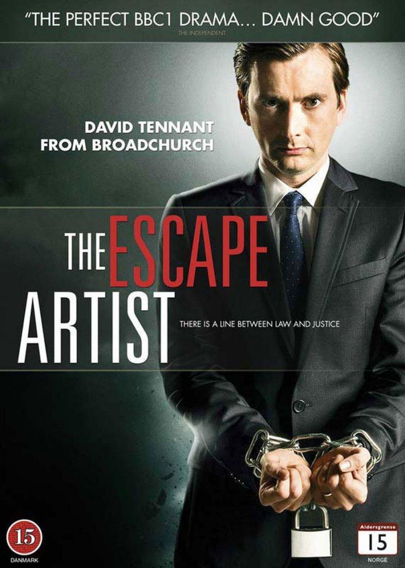 The Escape Artist - DVD - Film