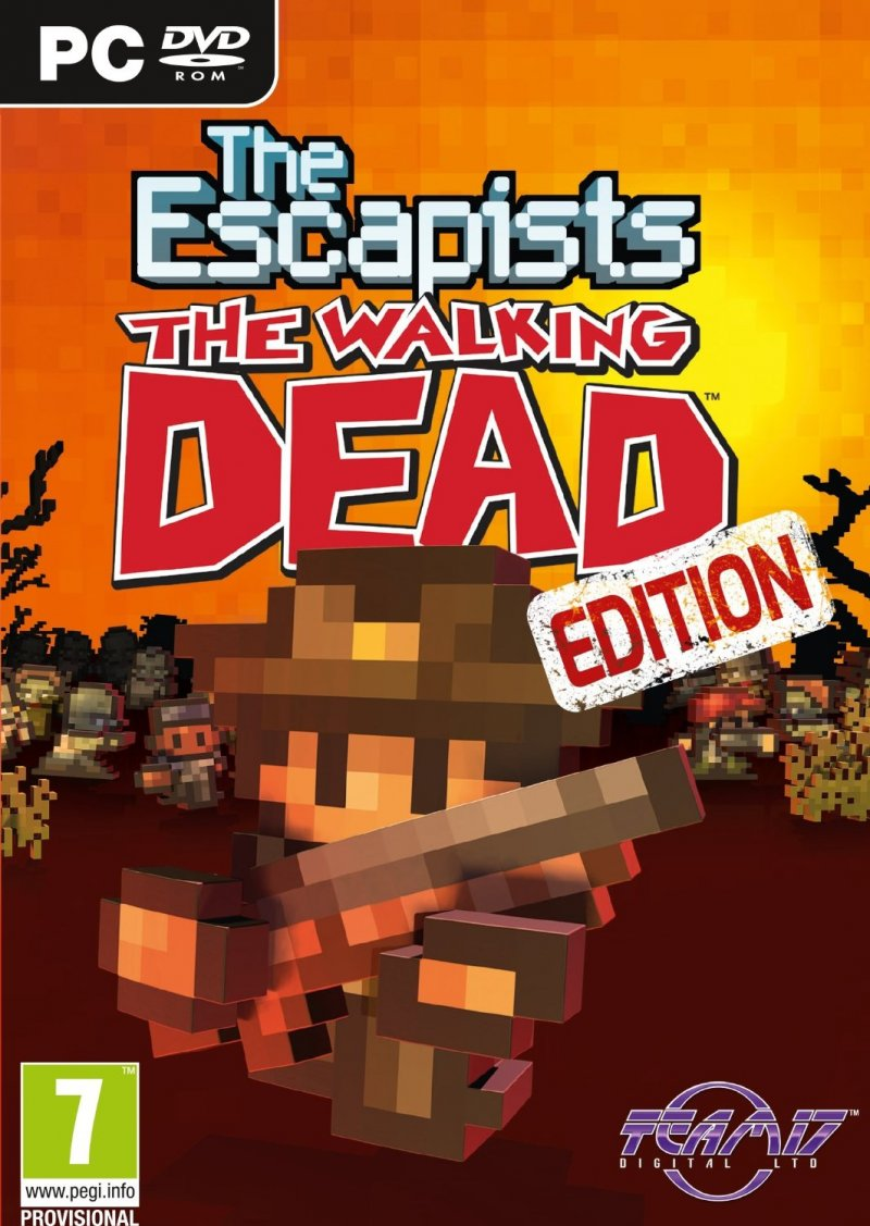 Image of   The Escapists: The Walking Dead - PC