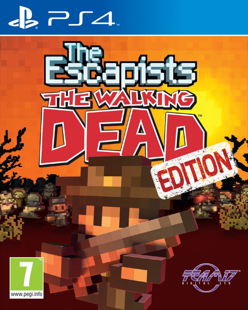 Image of   The Escapists: The Walking Dead - PS4