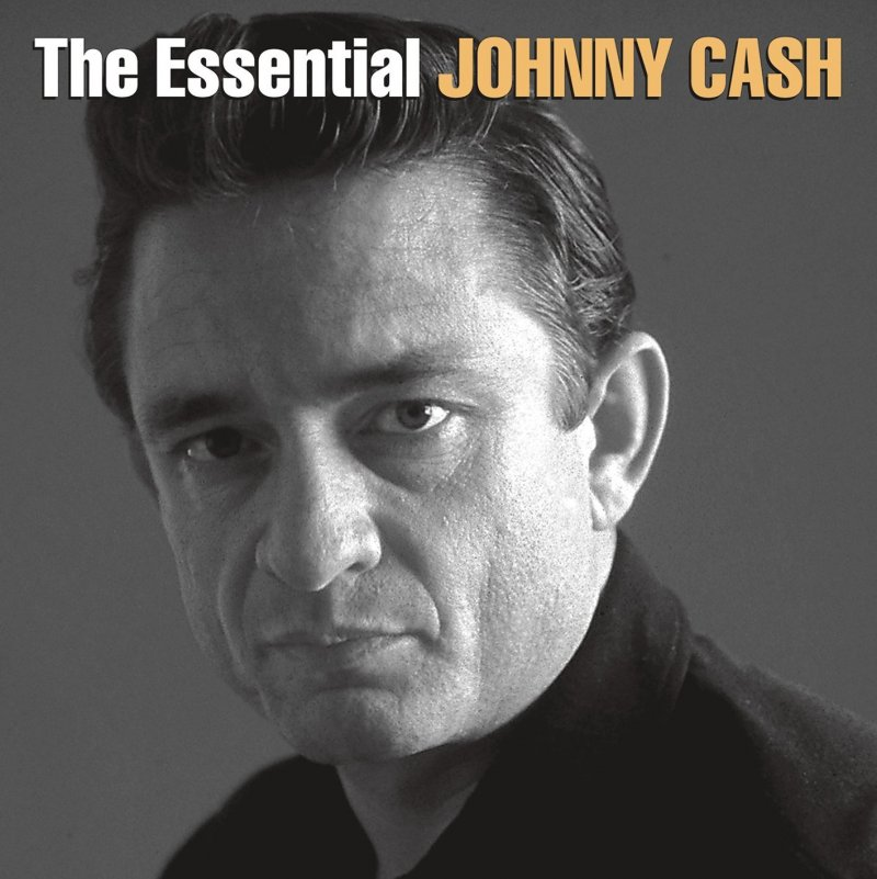Image of   Johnny Cash - The Essential Johnny Cash - Vinyl / LP