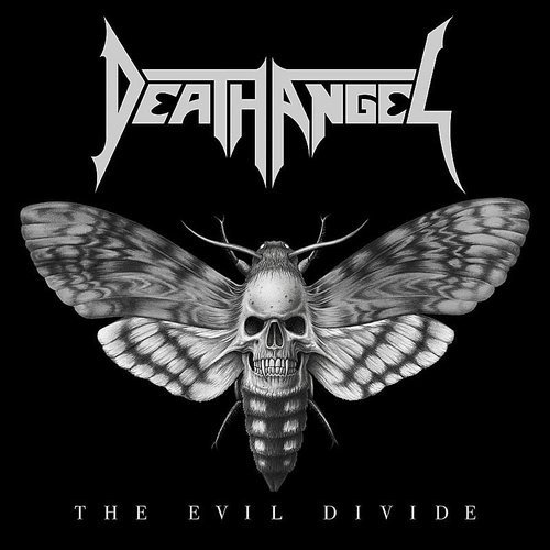 Image of   Death Angel - The Evil Divide Digi - CD